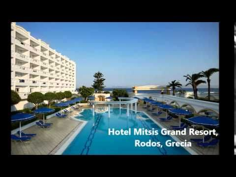 Hotel Mitsis Grand Resort, Rodos, Grecia