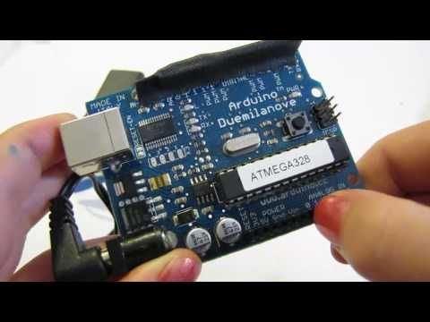 Super Simple Arduino - Sylvia's Super-Awesome Maker Show: Episode 03