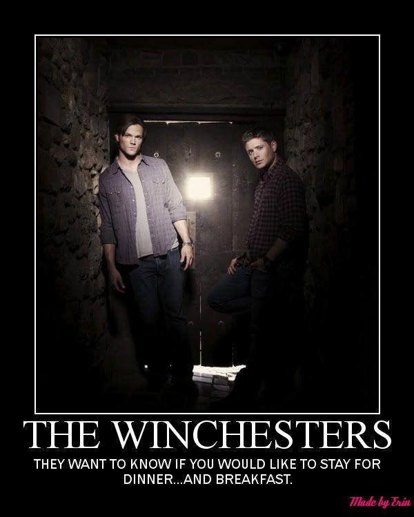Yes! Yes, I would!: Supernatural, Jared Padalecki, Promo, Jensen Ackles, Dean O'Gorman, Dean Winchester, Spn, I