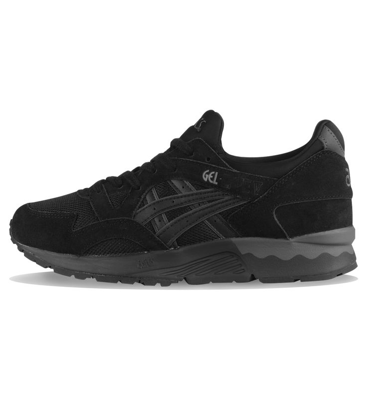 ASICS Gel-Lyte V Lights Out Pack Black / Black - ASICS http://www.95gallery.com/