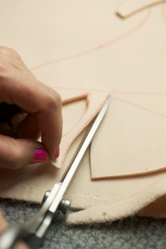 Making a Foam Cup Bra | Cloth Habit