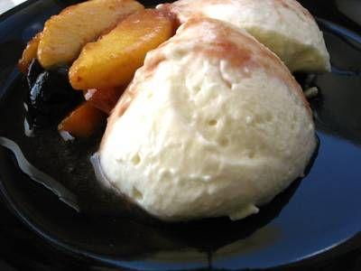 vanilla yogurt mousse @Creamright