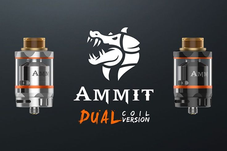 Geekvape adds dual coils (and more) with the Ammit Dual Coil RTA, but retains everything we loved about the original. See our preview for details.