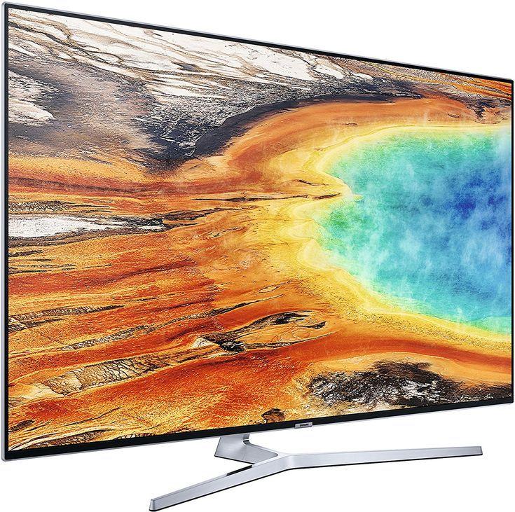 Samsung Mu8009 138 Cm 55 Zoll Fernseher Ultra Hd Twin Tuner Hdr 1000 Smart Tv Silber Energieklasse A Premium Uh Mit Bildern Led Fernseher Dvb T2 Fernseher Kaufen