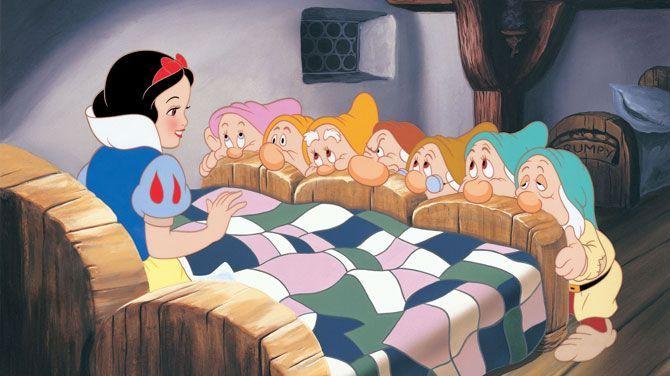 H7 Cultuuroverdracht: De sprookjes van Grimm, van volksverhaal tot Disneyfilm