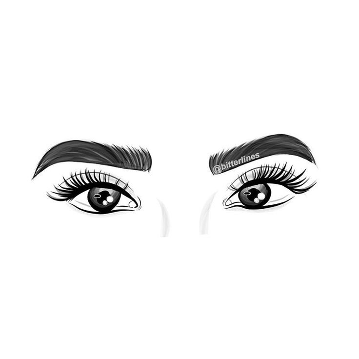 Eyes Drawings. by Psychosomatic-Psyche on DeviantArt  Two Eye Drawing Tumblr