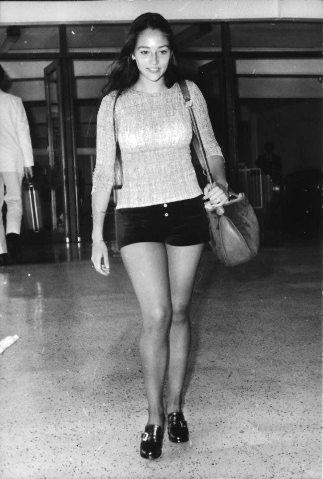 Accept. The Olivia hussey short skirt