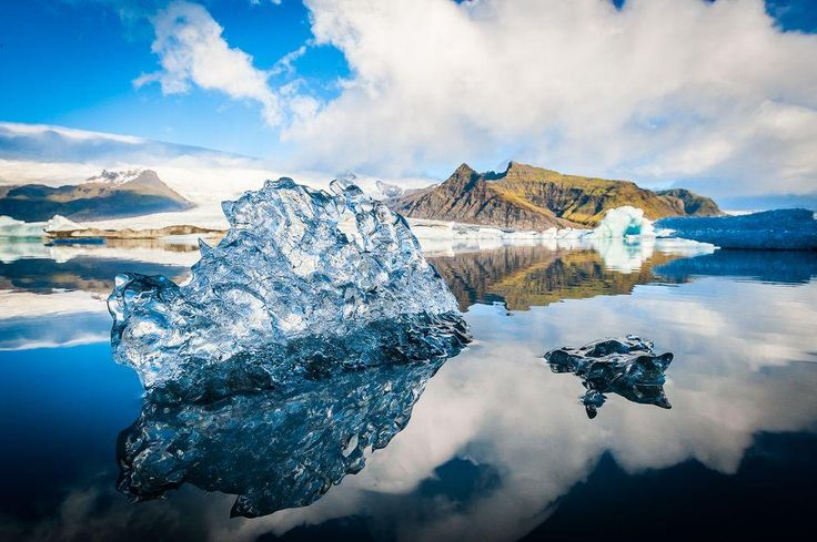 Ice reflections Photo by Kenneth McDowell — National Geographic Your Shot