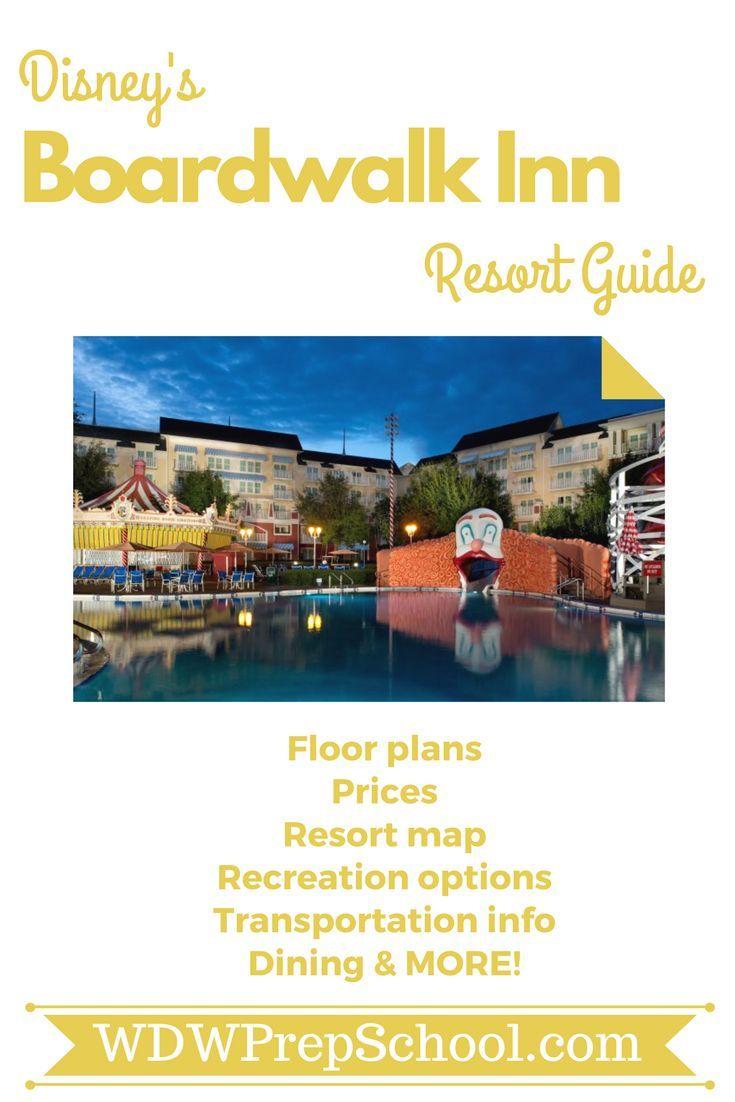 Boardwalk Inn in 2018 | Disney world | Disney, Disney world resorts ...