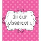 This is an 8 page classroom norms and expectations printable on bright polka dot paper! It will be a wonderful addition to any classroom :)