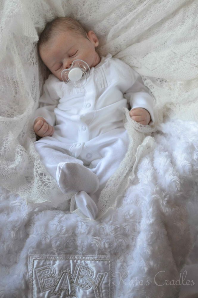 * Katescradles *   MEG   by MARISSA MAY - Reborn Baby Doll - Beautiful !!!
