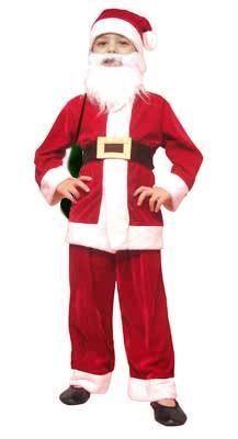 Kostüm noel baba şapkası, sakal, kemer, ceket ve pantolondan oluşmaktadır. Yılbaşında çocuklarınızın zevkle giyebileceği Noel Baba kostümünü http://www.funkidkostum.com/Noel-Baba,PR-575.html  adresinden satın alabilirsiniz. #kostum #noel #baba #cocuk