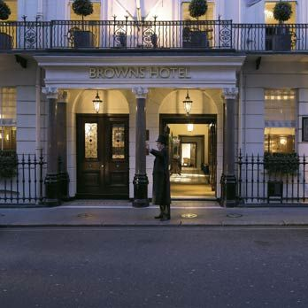 Brown's Hotel - London, United Kingdom