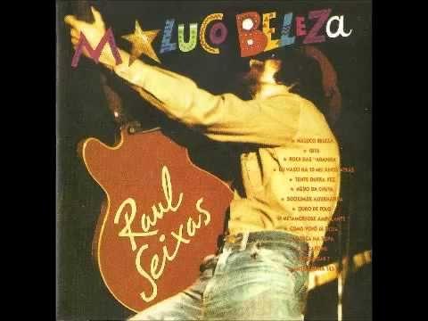 CD Completo Raul Seixas - Maluco Beleza ✪