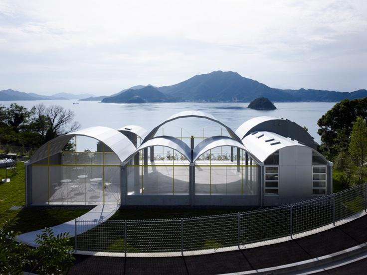 Museu da Arquitectura, 2006-2011,Ehime - Toyo Ito