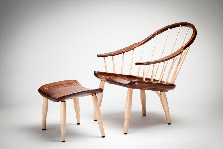 Jonathan Otter solid hardwood furniture. Made in Nova Scotia.