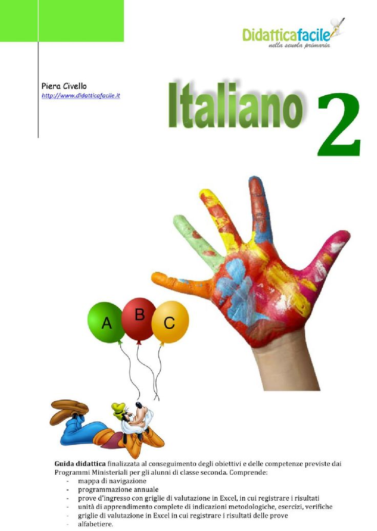 Classe2 italiano by piera civello - issuu