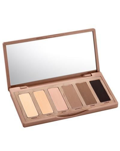URBAN DECAY Naked Basics Eyeshadow Palette #covetme #urbandecay