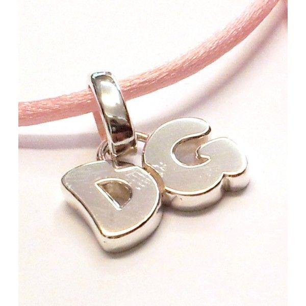 cadenas de plata con iniciales - Buscar con Google