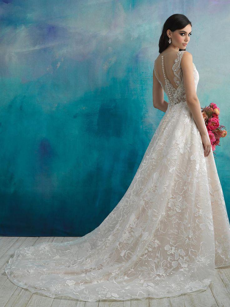 170 best Allure Bridals images on Pinterest   Wedding frocks ...