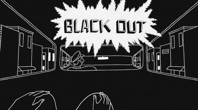Blackout. Video by Chris Silas Neal.