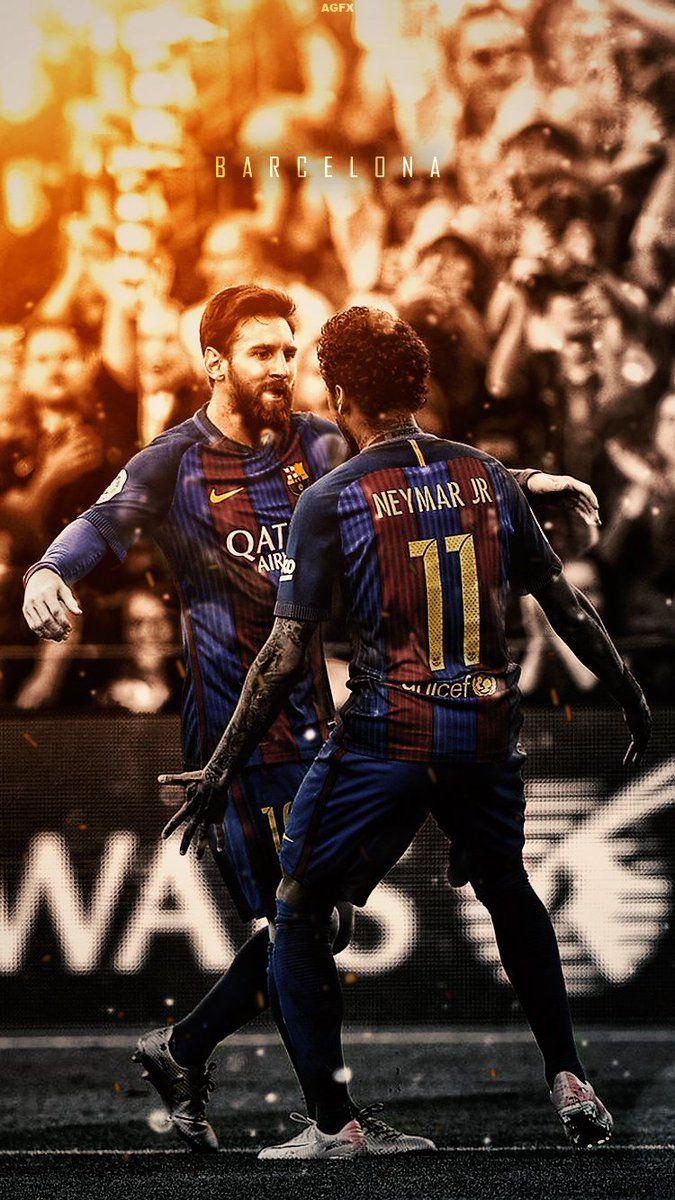 Agfx Designs On Twitter Lionel Messi Messi Neymar Jr