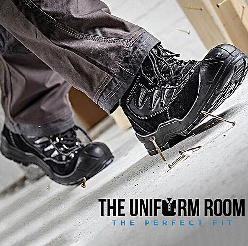 Its important you keep your feet safe at work  We have a wide range of safety boots available contact us today to see how we can help!  #theuniformroom #uniforms #workwear #work #boots #safetyboots #safety #footwear #ppe #clothing #embroidery #print #stitch #flooring #steeltoe #steeltoeboots