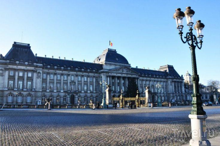 Город сказка, город мечта - город Брюссель