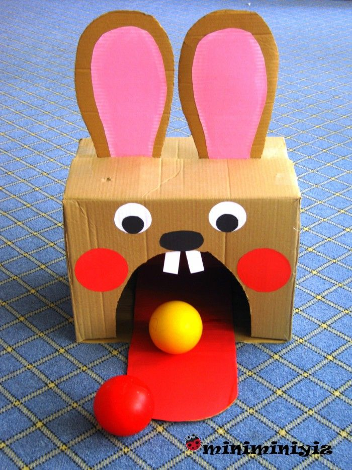 Tavşancık Şekeri Yuttu Oyunu   MiniMiniyiz