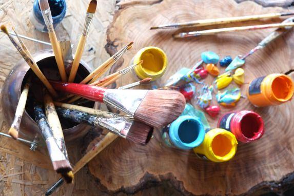 Vendita quadri, Grafica pubblicitaria, corsi pittura, spazio espositivo