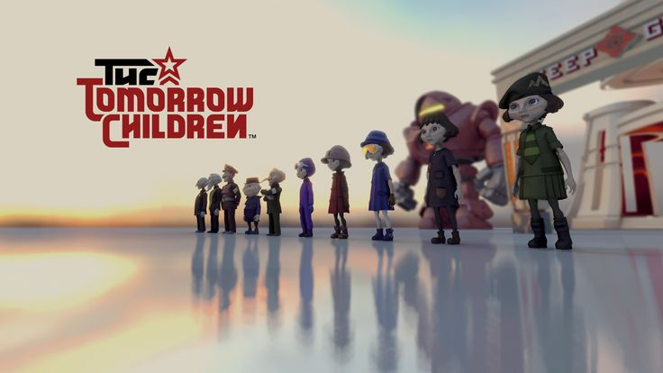 The Tomorrow Children is the story of a future re-imagined from the after-effects of an experiment in 1960s Russia. In an attempt to 'sublime' the human race by melding all human minds into one global consciousness, the entire human race is decimated by the unsuccessful experiment. They have created you, the player, as a 'projection clone'. Venture into 'The Void' to reclaim the human race and restore it to its former glory! #games #indiegames #playstation #ps4