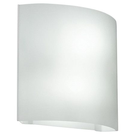 Found it at AllModern - Facet  2 Light Wall Scone in White Glasshttp://www.allmodern.com/deals-and-design-ideas/p/Artemide%3A-A-Modern-Luminary-Facet--2-Light-Wall-Scone-in-White-Glass~RTE2553~E14564.html?refid=SBP.rBAZEVMRSHXAKixEYY39AhLBMdhND0D2hMJG8e5PLqs