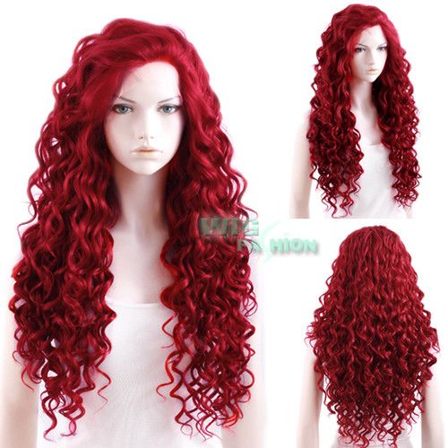 Okay, this is a wig. But once my hair grows out a bit more, I want to dye it this color.