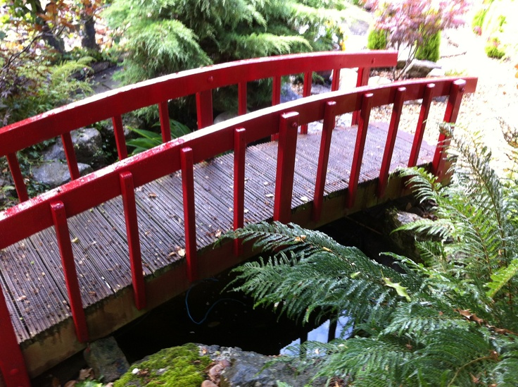 Beauti Garden Pond With Bridge 1000 Images About Creek Garden Bridge On Pinterest Gardens Backyards And