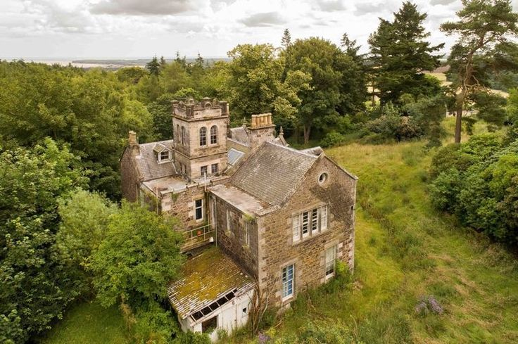 This Entire Scottish Country Manor Estate Is an Absolute Steal