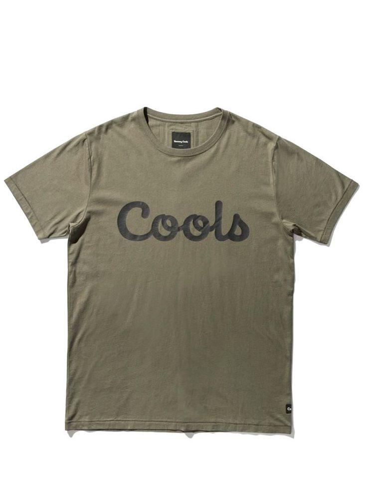 Barney Cools - Tee - Army