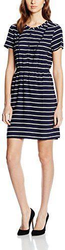 Hilfiger Denim Damen A-Linie Kleid Qarrie dress s/s, Knielang, Gr. (Herstellergröße: SM)