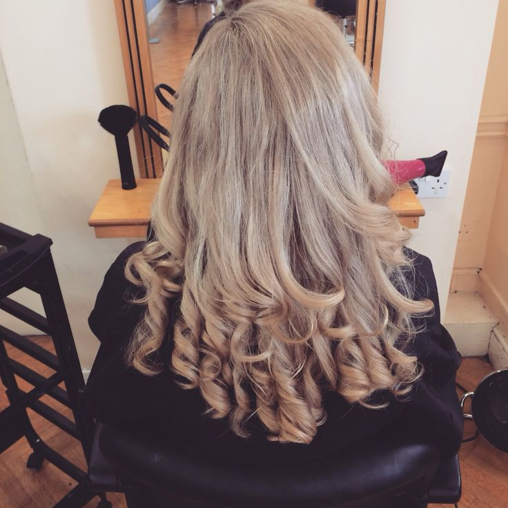 wella colour touch 916 with a curly blow dry - Color Touch Wella Mode D Emploi