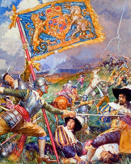 War Of Kings Facebook: 1000+ Images About Art Of The English Civil War On