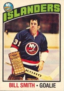 Billy Smith: 4 Stanley Cup Wins For Original New York Islanders Goalie