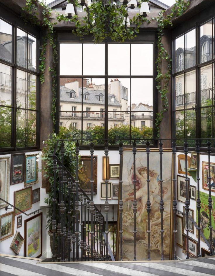 Restaurant Design – Pink Mamma Paris: A Go-To
