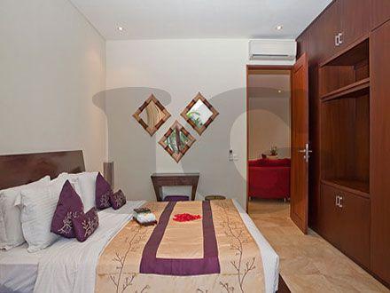 Groupon - Groupon - Nikmati Resort dan Villa dari The Segara Condotel Hanya Rp 800.000
