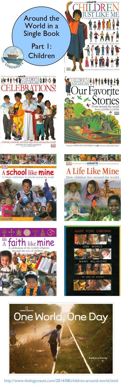 around the world in a single book part 1 children