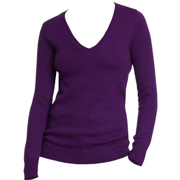 Old Navy Womens V Neck Sweaters found on Polyvore