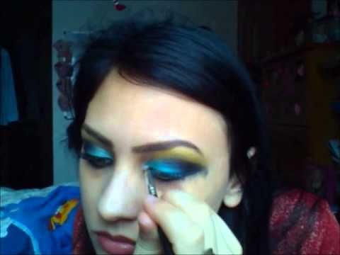 indian make up tutorial