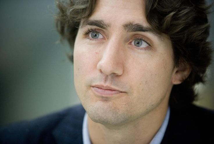 Canadian Prime Minister Justin Trudeau's Life in Pictures