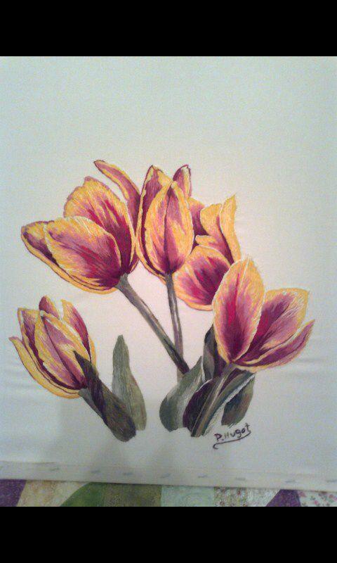 flores en crewell