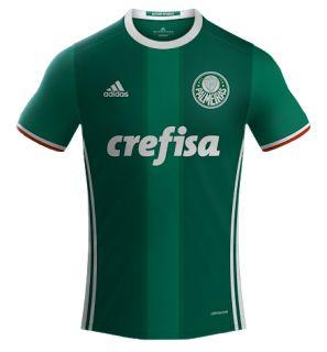 PALMEIRAS ADIDAS 2016/2017   LK Camisas