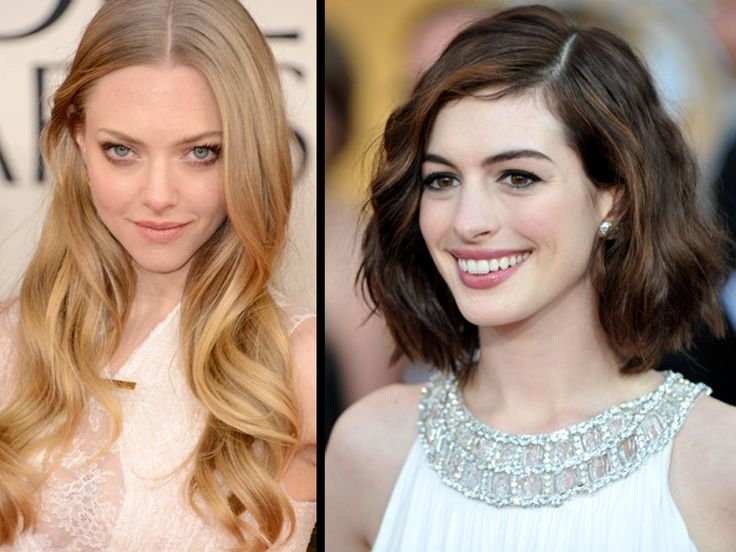 Hairstyles For Inverted Triangular Faces Inverted Triangle Face