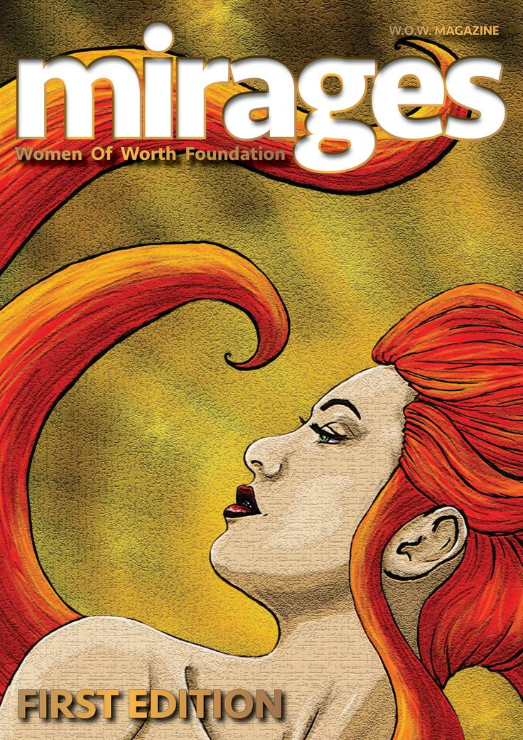 #mirages first cover